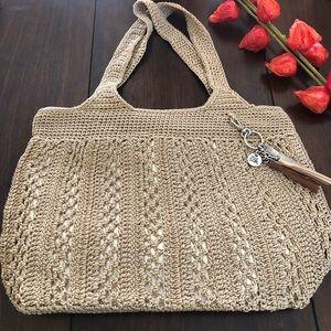 NWOT Beautiful SAK Tan bag